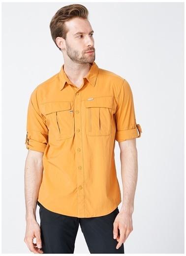 Columbia Columbia Gömlek Oranj